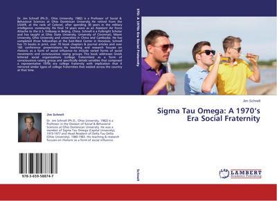 Sigma Tau Omega: A 1970's Era Social Fraternity