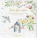 Ausmalbuch - Baby Shower - Zeit für dich