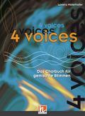 4 voices, Das Chorbuch für gemischte Stimmen
