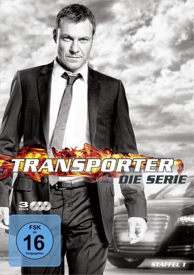 Transporter - Staffel 1 DVD-Box