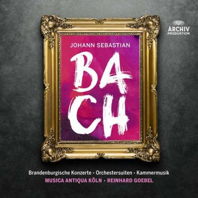 J.S. Bach: Brandenburg Concerto No.1 In F, BWV 1046, Brandenburg Concerto No.2 In F, BWV 1047, Brandenburg Concerto No.3