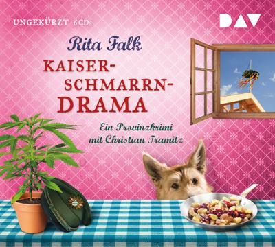 Kaiserschmarrndrama. Ein Provinzkrimi