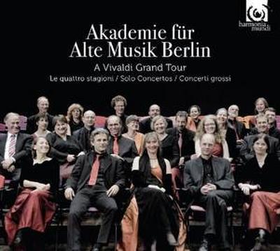 Akademie Für Alte Musik Spielt Vivaldi