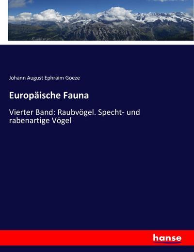 Europäische Fauna