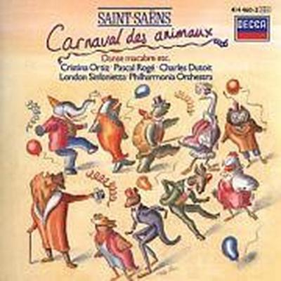 Danse Macabre/Der Karneval Der Tiere