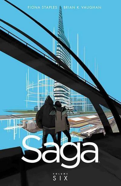 Saga, English edition. Vol.6