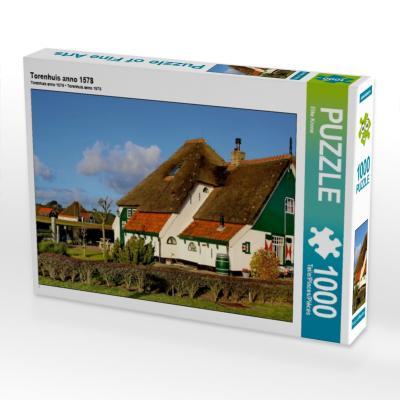 Torenhuis anno 1578 (Puzzle)