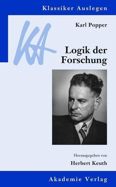 Karl Popper: Logik der Forschung
