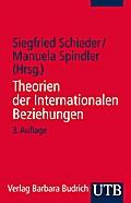 Theorien der Internationalen Beziehungen - Siegfried Schieder