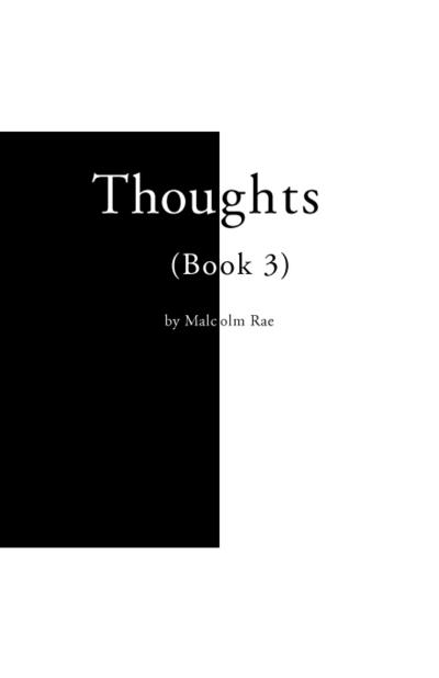 Thoughts: Book 3