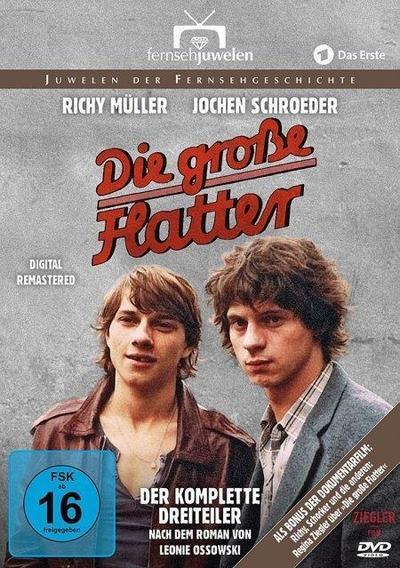 Die große Flatter - Der komplette Dreiteiler, 2 DVD (Digital Remastered)