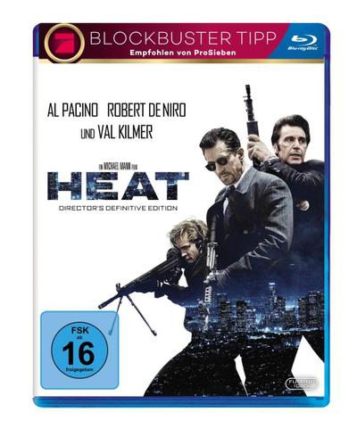 Heat (1985), 1 Blu-ray