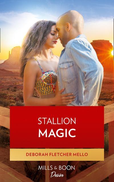 Stallion Magic (Mills & Boon Kimani) (The Stallions, Book 8)