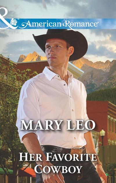Her Favorite Cowboy (Mills & Boon American Romance)