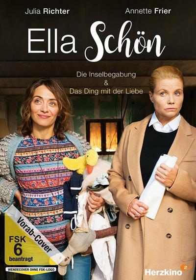 Ella Schön - Die Inselbegabung & Das Ding mit der Liebe
