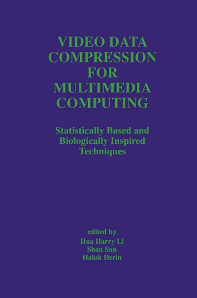 Video Data Compression for Multimedia Computing
