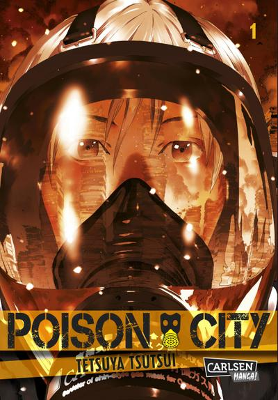Poison City. Bd.1