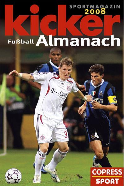 Kicker Fußball-Almanach 2008