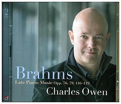 Brahms:Late Piano Music