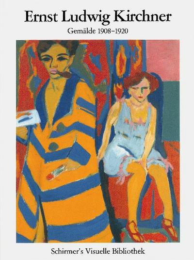 Ernst Ludwig Kirchner - Gemälde 1908-1920
