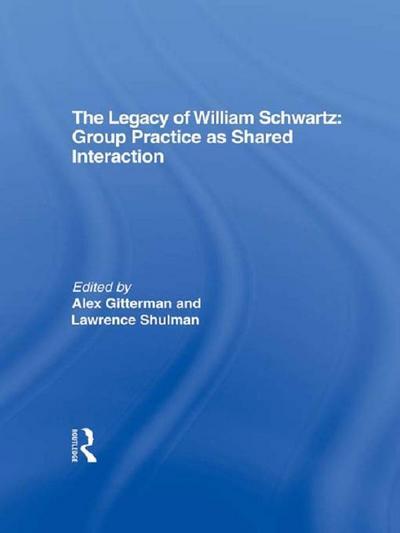 The Legacy of William Schwartz