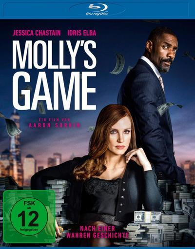 Molly's Game: Alles auf eine Karte BD