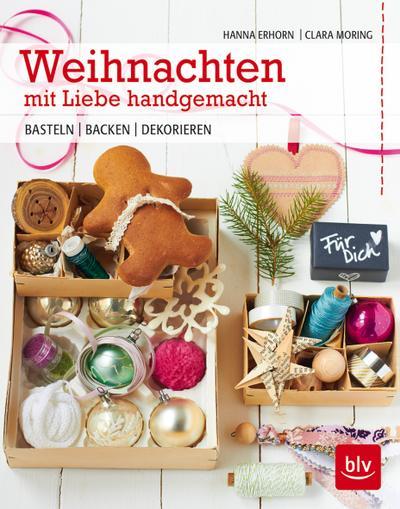 Weihnachten mit Liebe handgemach