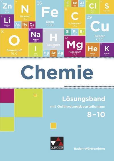 Chemie Baden-Württemberg LB 8-10