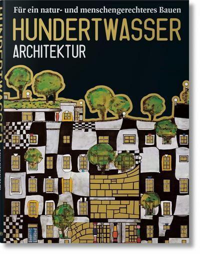 Hundertwasser.  Architektur