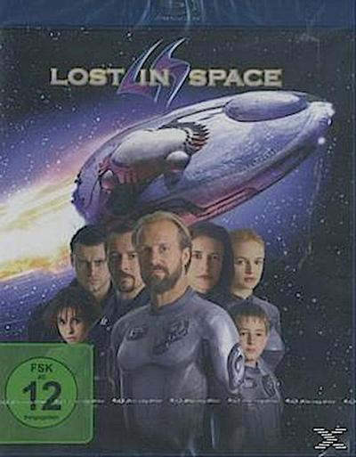 Lost in Space - Deluxe Edition (DVD)