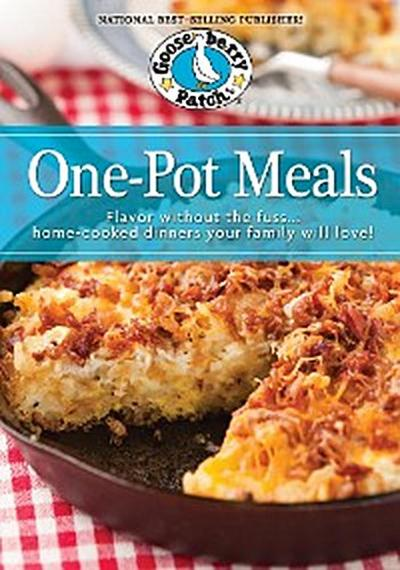 One Pot Meals Cookbook