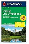 Leipzig und Umgebung - Nordsachsen - Naturpark Dübener Heide 1 : 50 000