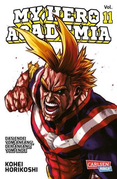 My Hero Academia 11