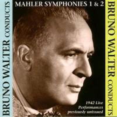 Sinfonien 1 & 2 (Live-Aufnahme 1942)
