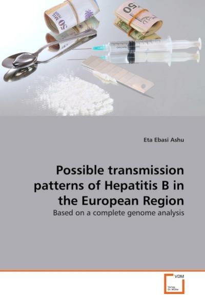 Possible transmission patterns of Hepatitis B in the European Region