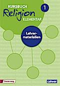Kursbuch Religion Elementar Neuausgabe 2016 - Lehrermaterialien