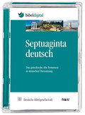Septuaginta Deutsch.