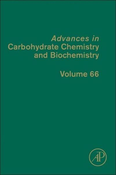 Advances in Carbohydrate Chemistry and Biochemistry 66