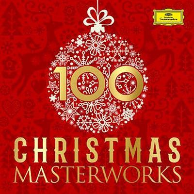 100 Christmas Masterworks, 5 Audio-CDs