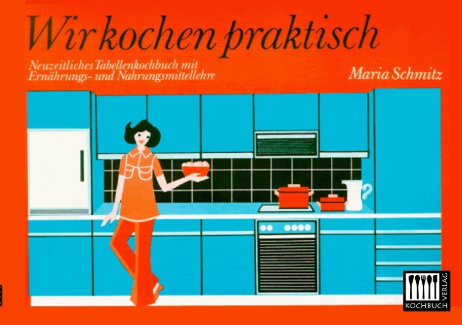 Wir kochen praktisch, Maria Schmitz