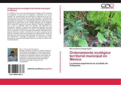 Ordenamiento ecológico territorial municipal en México