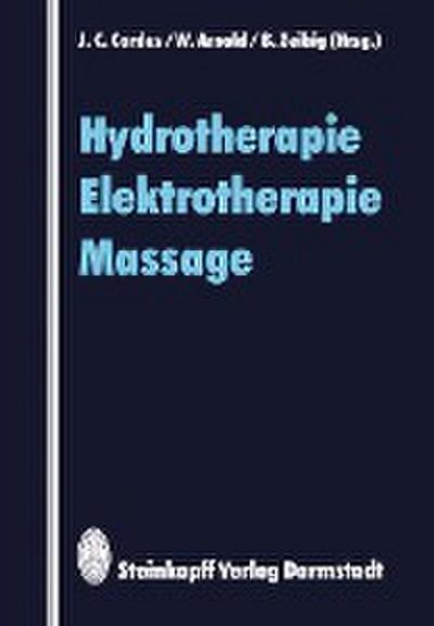 Hydrotherapie Elektrotherapie Massage