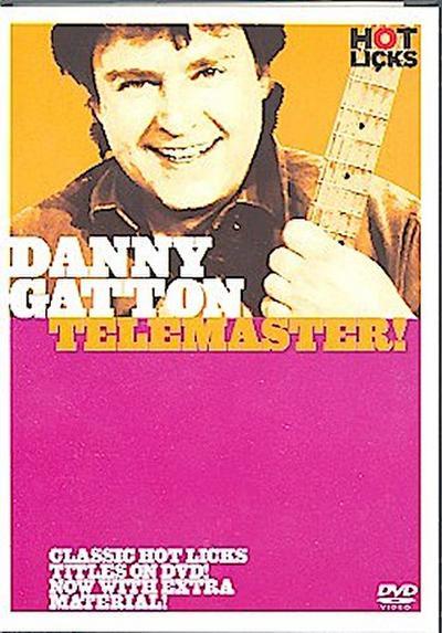 Danny Gatton - Telemaster! [UK Import]