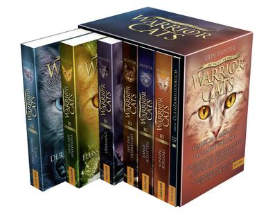 Warrior Cats. Die Macht der drei. Staffel 3 Bände 1-6