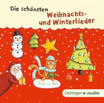 Die schönsten Weihnachts- und Winterlieder, 1 Audio-CD; Various:Die schönsten Weihnachts.,CD-A; Lieder. 47 Min.; 306