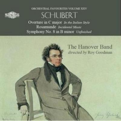 Overtüre In C-Dur/Sinfonie 8 In B-Moll