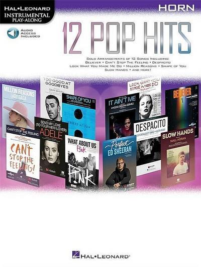 12 Pop Hits: Horn