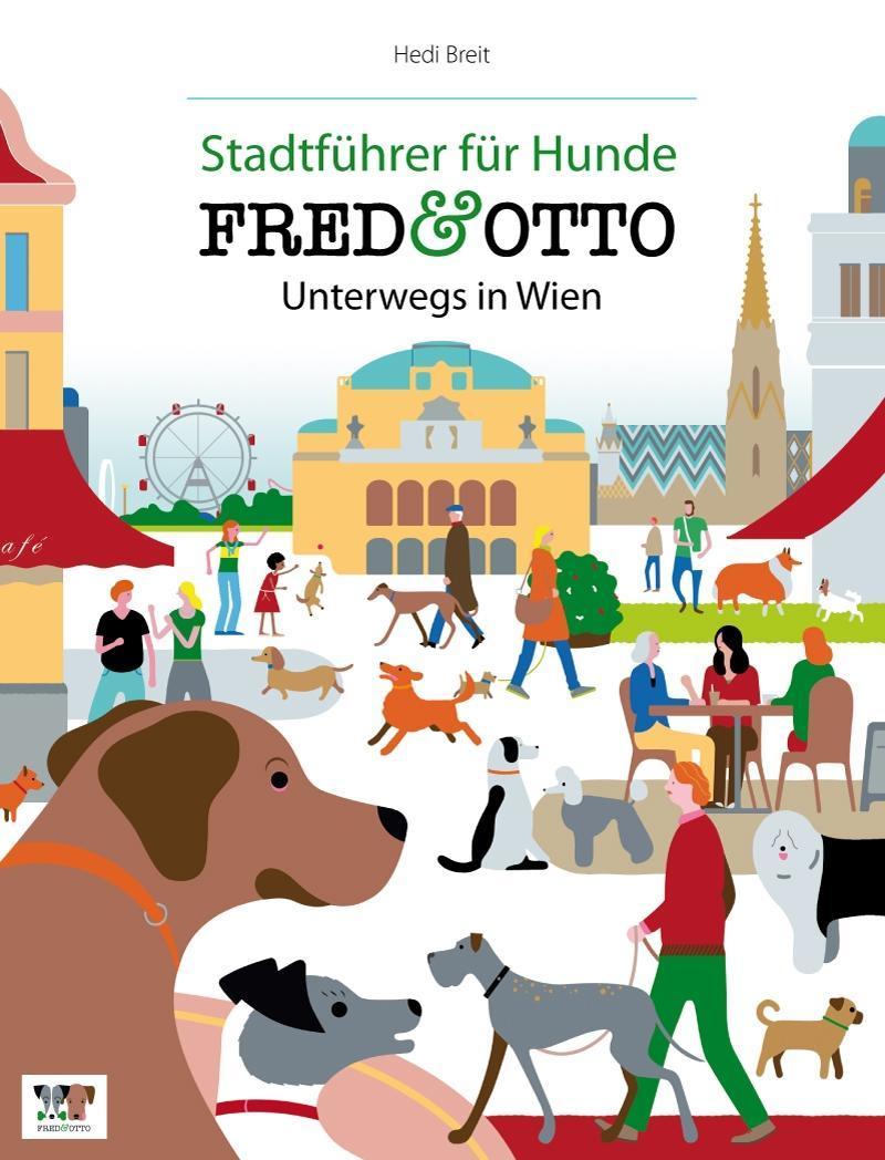 FRED & OTTO unterwegs in Wien, Hedi Breit