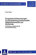 Empirische Untersuchungen zur Stresswirkung a ...
