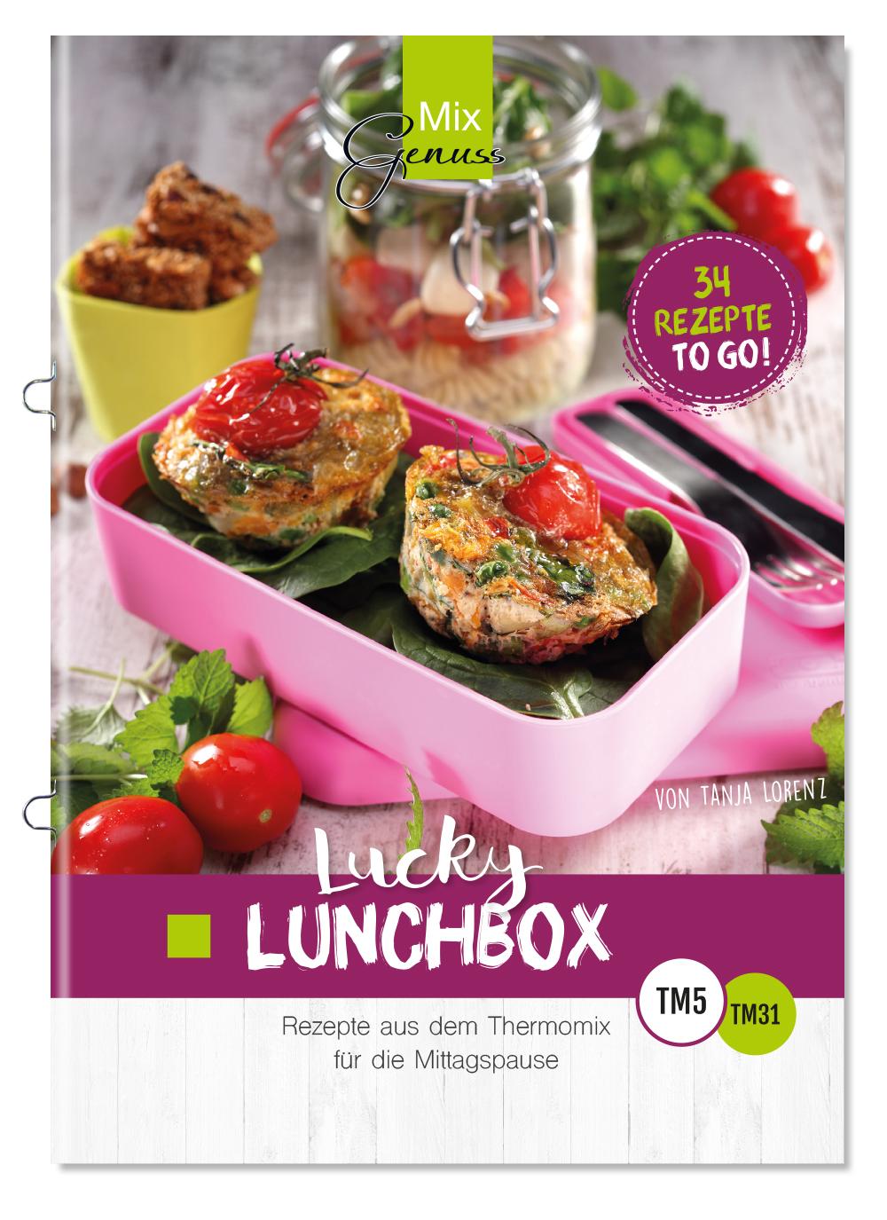 Lucky LUNCHBOX, Tanja Lorenz